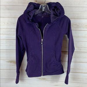 LULULEMON~ XS Hooded Sweatshirt